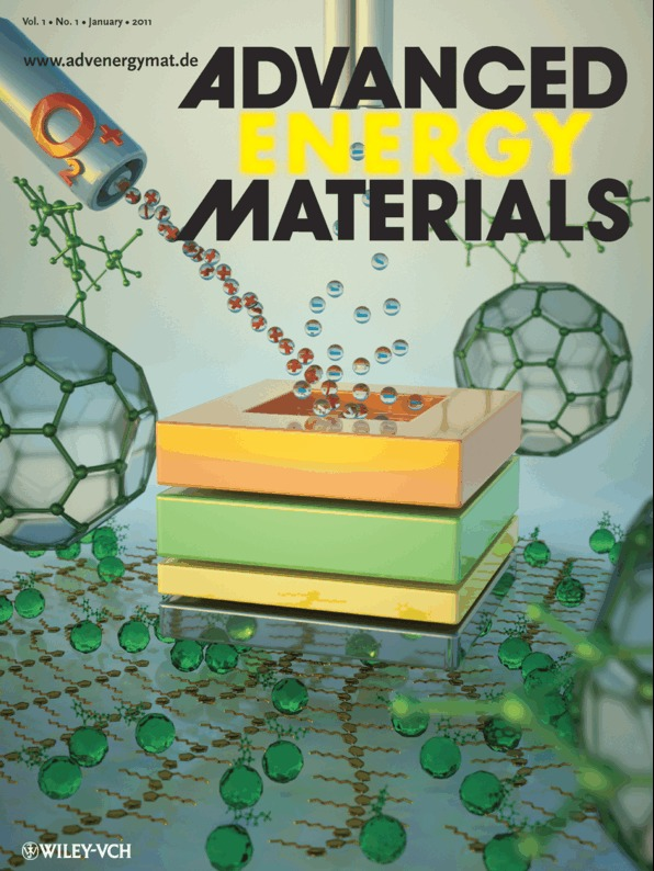 "Towards entry ""Advanced Energy Materials 2017 Impact Factor almost on draw with Advanced Materials"""
